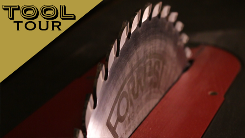 Tool Tour: Forrest Woodworker II Blade