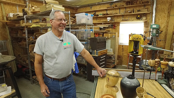 The Highland Woodworker: Episode 51