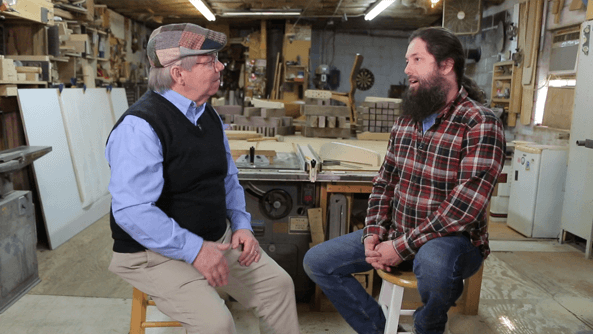 The Highland Woodworker: Episode 45