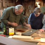 French Polishing with Alf Sharp